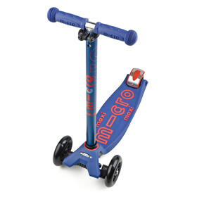 Micro Maxi Micro Deluxe Roller Kinder blue